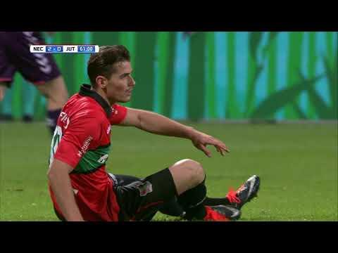 Samenvatting N.E.C. - Jong FC Utrecht (27-10-2017)