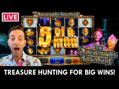 🔴💰 LIVE SLOTS 🎰 TREASURE Hunting BIG WINS💰 On PlayChumba Social Casino   #AD