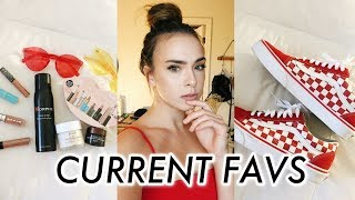 CURRENT FAVORITES! | Allison Roberts