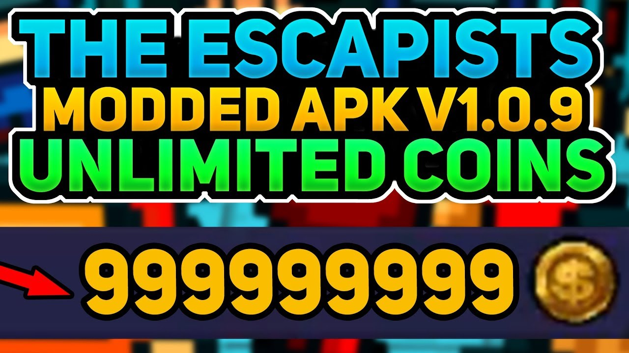 | The Escapists Hack v1.0.9 | Unlimited Coins | Full Version | *NEW* | modded apk |  #Smartphone #Android