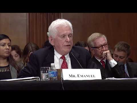 Senator Warren Questions NLRB Nominee William Emanuel