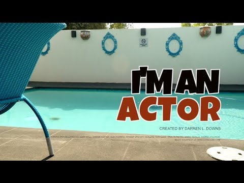 I'M AN ACTOR Episode 1: 'It rhymes with Kamahl'