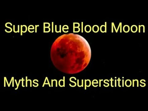 blood moon eclipse superstition - photo #13