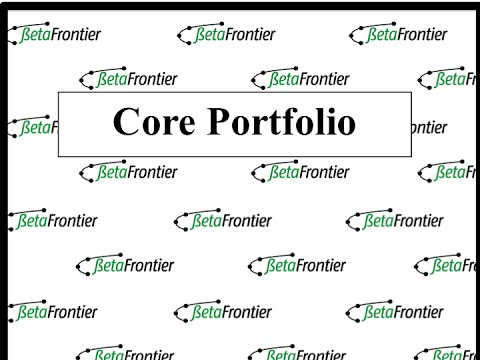 How we manage a Core investment portfolio