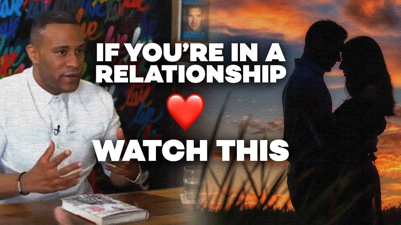 If You Are In A Relationship Watch This | DeVon Franklin and Lewis Howes