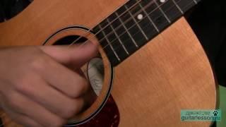 В. Кикабидзе - Я хочу чтобы песни звучали (Аккорды, урок на гитаре)