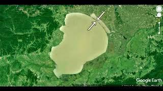 2443=08=The Great Man Made Banks in Amazonアマゾンの巨大人工・土手+ライン理論by Hiroshi hayashi, Japan thumbnail