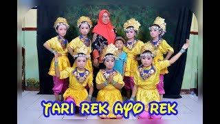 Download lagu Tari Rek ayo rek SDN Nguter 02 MP3
