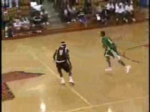 Brandon Rush - high school video