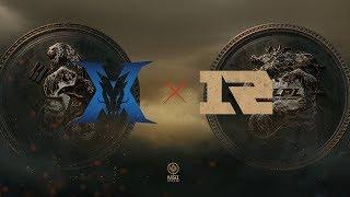 RNG vs. KZ   Finals Game 2   Mid-Season Invitational   Royal Never Give Up vs. KING-ZONE (2018)