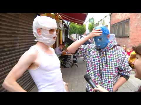 Rubberbandits chemistry video 1 - Is chemistry important in your everyday life? Science Week Ireland
