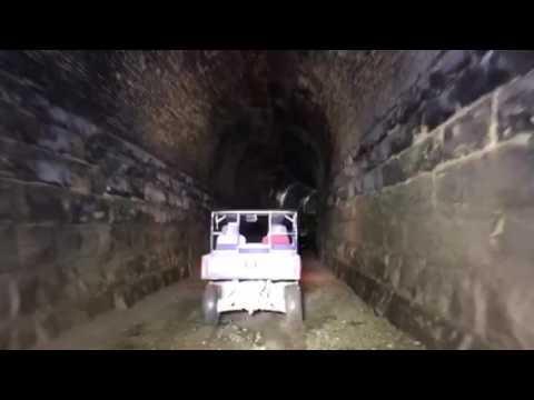 Wildcat Offroad Park (abandoned train tunnel) East Bernstadt, KY
