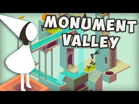 DES ILLUSIONS D'OPTIQUE ! | Monument Valley