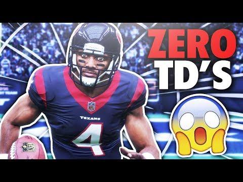 CAN I WIN A GAME ONLINE SCORING ZERO TOUCHDOWNS? MADDEN 18 CHALLENGE