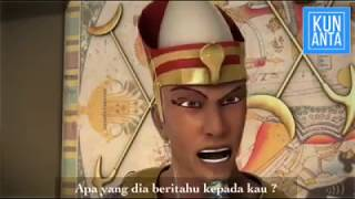 Video Kartun NABI MUSA, wajib tonton ! download MP3, 3GP, MP4, WEBM, AVI, FLV Maret 2018