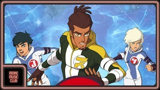 "Marc Tomasi, Mehdi Elmorabit - The Shadows (from ""Galactik Football"" OST)"