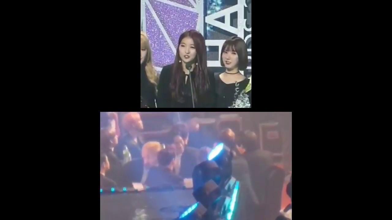 K-Pop Couple Fantasy: BTS' Jin & GFRIEND's SoWon | Kpopmap