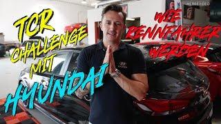Die Hyundai TCR Challenge - Wie werde ich Rennfahrer? (Teil1) | SimonMotorSport | #703