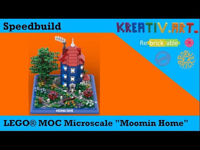 LEGO® MOC: Microscale