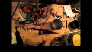 Kankara syamisen making part1
