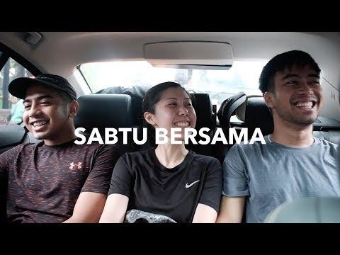 SABTU BERSAMA VIDI | #VAgoVLOG eps. 36