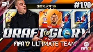 DRAFT TO GLORY! FIFA 18 ROAD TO GLORY!! #190 | FIFA 17 ULTIMATE TEAM