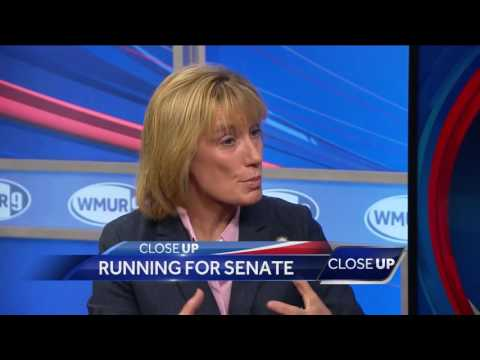 CloseUP: Maggie Hassan on how she would lead in the Senate