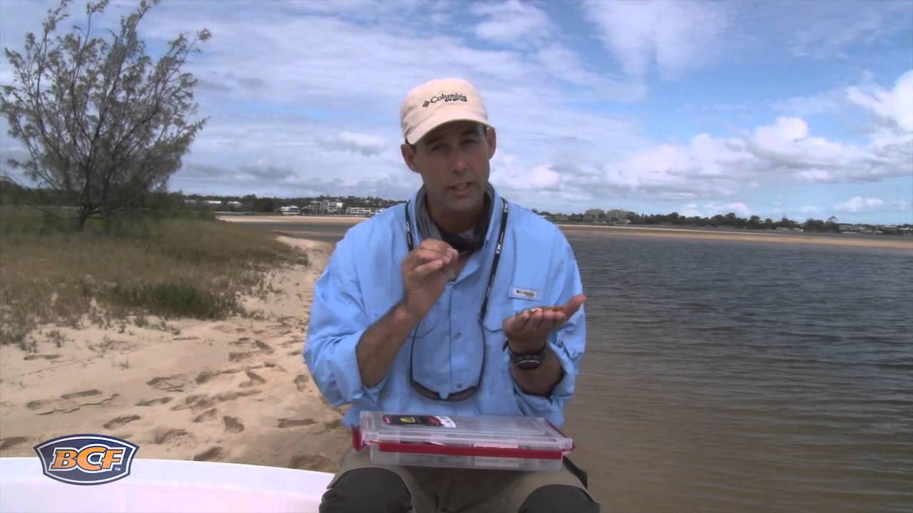 On what to catch a bream