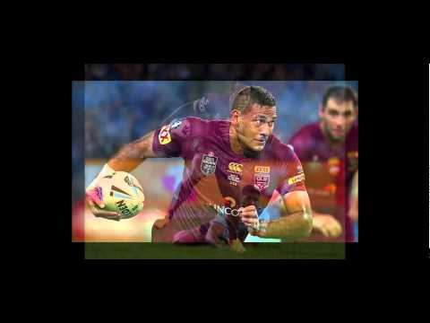 Proud to be Queenslander - State of Origin