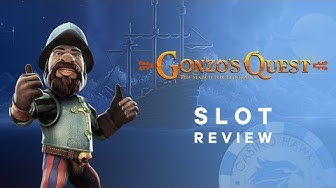 CasinoHawks.com - Gonzo's Quest VR NetEnt Demo