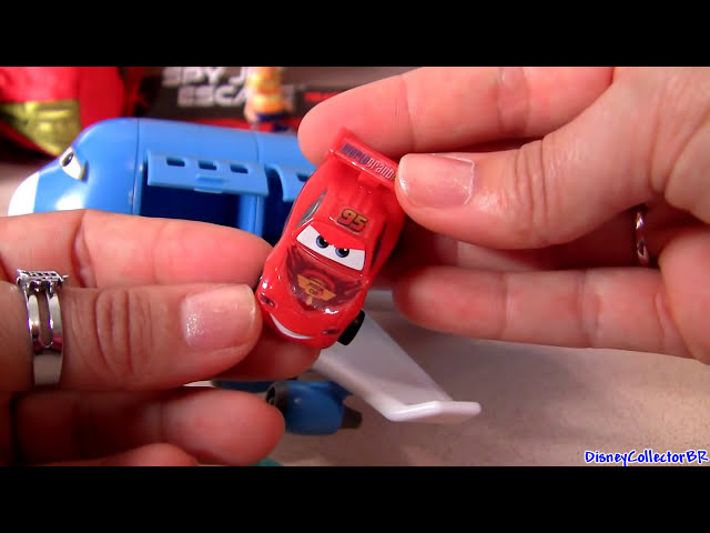Tomica Jet Everett Turbo Loft Airplane Cars 2 Takara Tomy Toy Disney Pixar Buildable Toys Travel Video