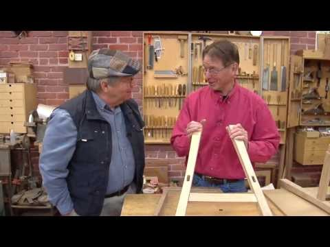 The Highland Woodworker - September 2013 - Episode 8