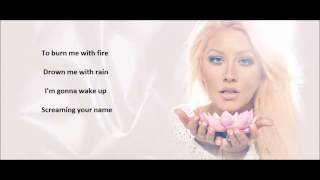 Christina Aguilera - We Remain w/Lyrics (From:The Hunger Games: Catchin Fires)