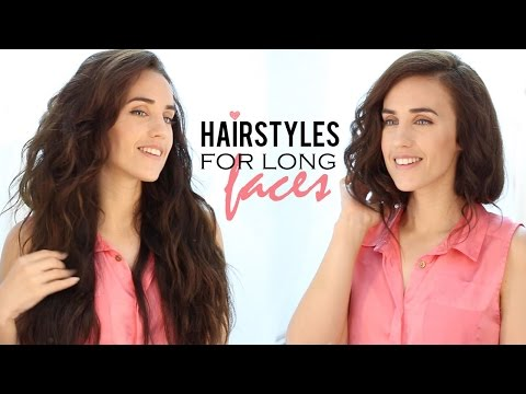 Haircuts and hairstyles for long faces | Tips and tricks
