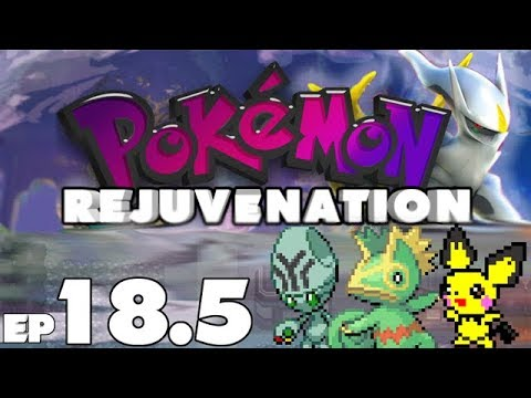 Pokemon Rejuvenation - Part 18.5: Sheridan Village Help Cent