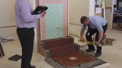 Wall & Floor Tiling Skills Test