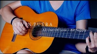 All out of love - Air Supply (cover)