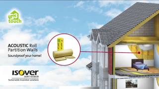 ISOVER G3 Touch Mineral Wool Insulation