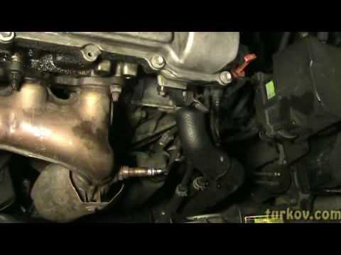 diy toyota sienna radiator replacement part 3 of 3 youtube rh youtube com