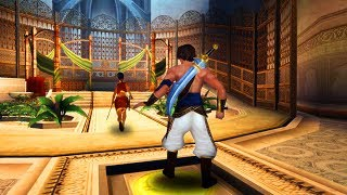 Prince of Persia: The Sands of Time (Трилогия PoP 1/3)
