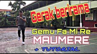 Download lagu SENAM MAUMERE GEMU FA MI RE GAMPANG MUDAH , ADA TUTORIAL , cocok untuk home learning PJOK