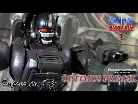 That's Just... - PDA Impressions of Transformers Masterpiece Optimus Primal