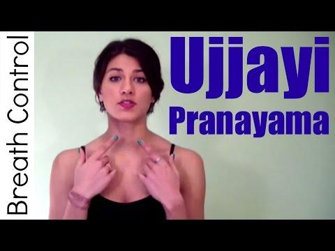Yoga Breath Control | 3 Steps to Ujjayi Pranayama