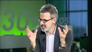 09/12/2011 - Juan Manuel Palerm y Adriano Pedrosa, entrevista en 30 minutos