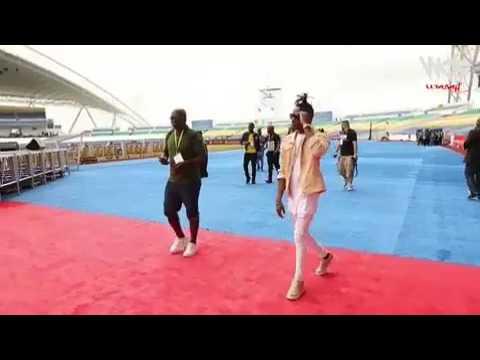 Diamond platnumz Gabon show
