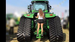 AgroShow Bednary 2018 z Iloną