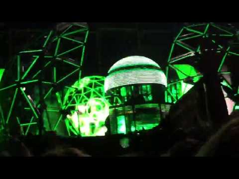 Deadmau5 @ Governors Ball (New York City) [06.06.2015] NEW STAGE