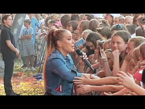 Anastacia - One Day in Your life (live) @ Stars for free 2018 Berlin RTL 104.6