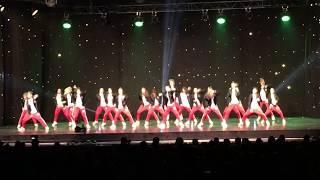 """Тодес-Павелецкая, """"Зажигай"""", отчетный концерт 17 декабря 2017, Крокус Сити"""