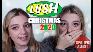 THE ENTIRE LUSH CHRISTMAS RANGE 2020 • Melody Collis